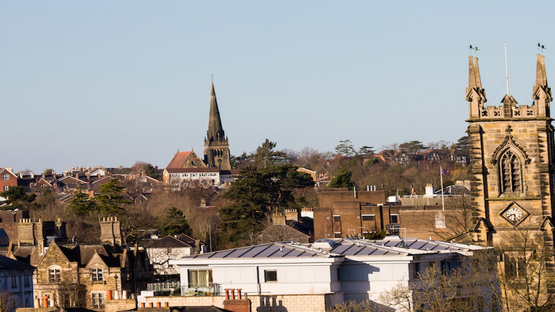 The Borough Of Tunbridge Wells Guide